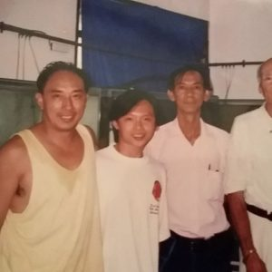 Mr. Dickson Lim