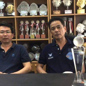 Mr. Tony & Mr. Jeffrey Tan